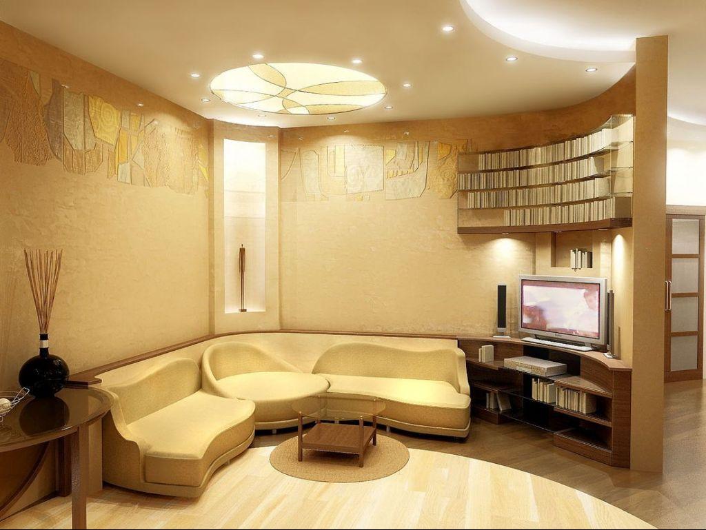 Школа ремонта: Дизайн интерьера квартиры своими руками 64